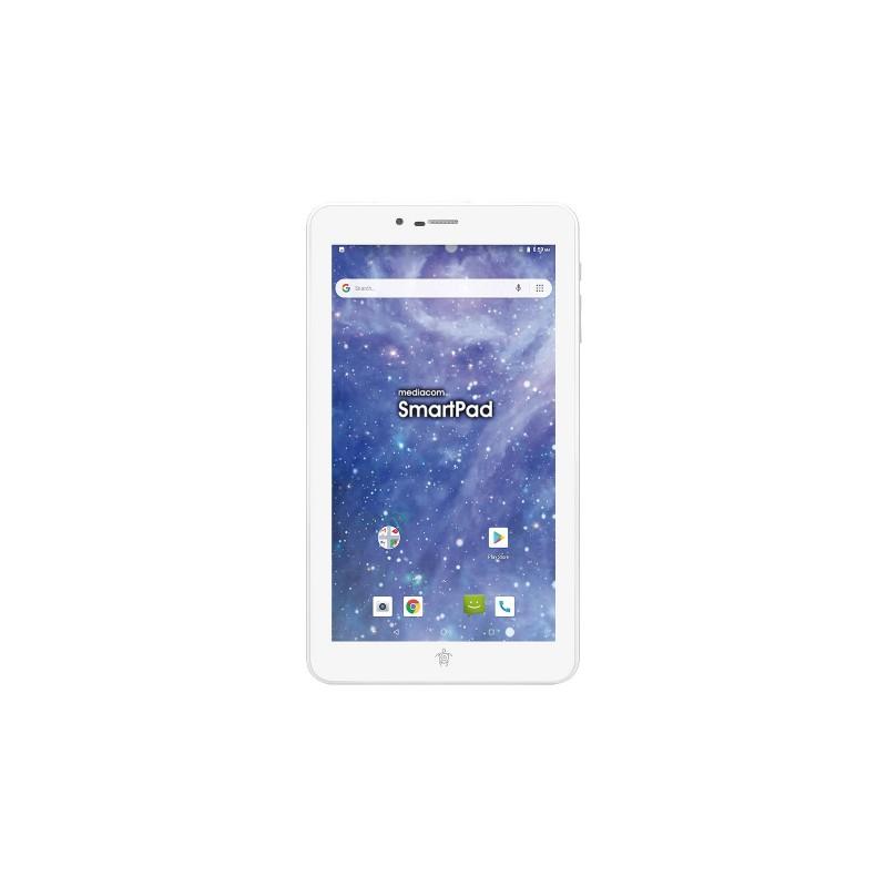 Tablet Mediacom SmartPad iyo 7 17,8 cm (7) Mediatek 2 GB 16 GB 3G Bianco Android 9.0