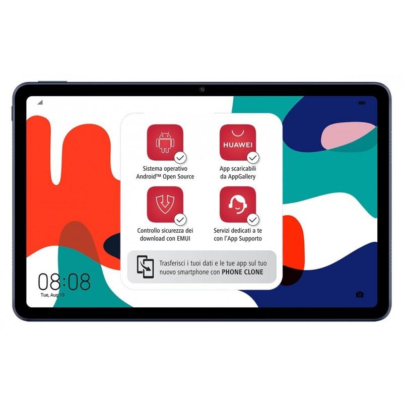 Huawei MatePad 10.4 26,4 cm (10.4) Hisilicon Kirin 4 GB 64 GB Wi-Fi 5 (802.11ac) Grigio Android 10 Huawei Mobile Services (HMS)