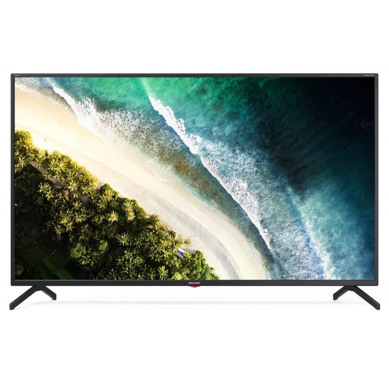 Sharp Aquos 50BN3EA TV 127 cm (50) 4K Ultra HD Smart TV Wi-Fi Nero