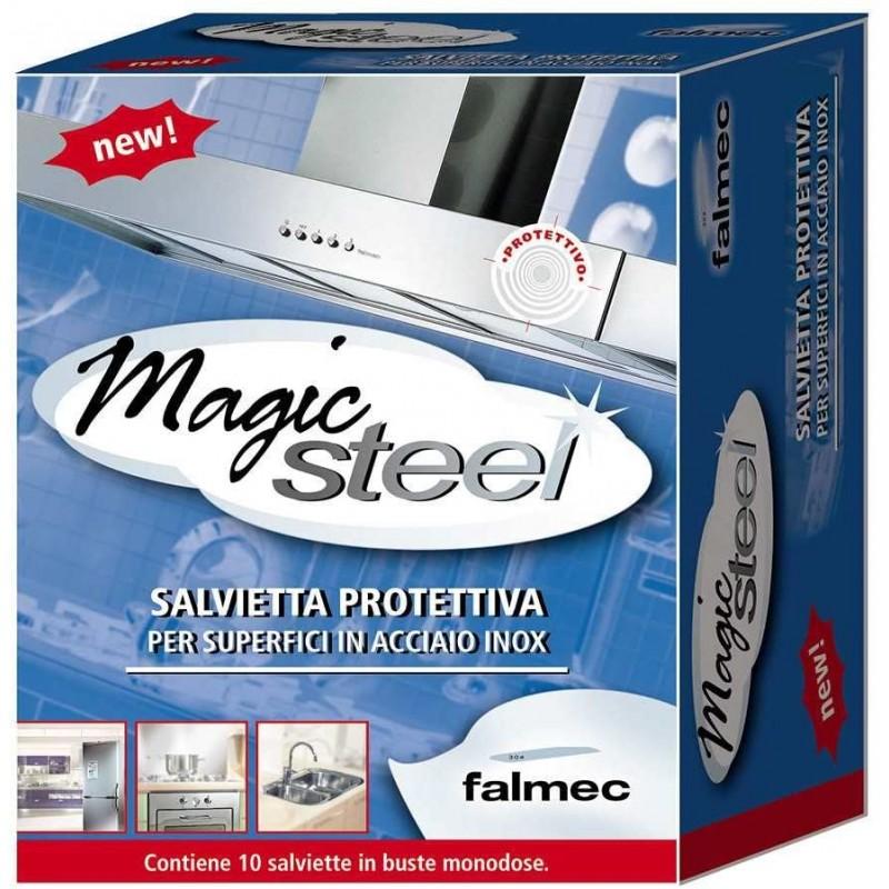 Image of Falmec KACL.815 Magic Steel Tessuto per la pulizia dell'acciaio (box 10 pcs)