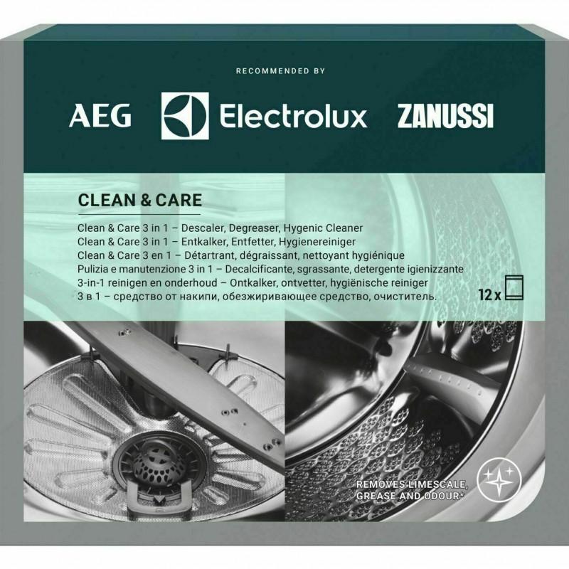 Image of SGRASSANTE DISINCROSTANTE DECALCIFICANTE LAVASTOVIGLIE LAVATRICE 12 ELECTROLUX