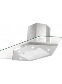 FABER S.p.A. Premio Angolo SP EG8 X V A90 Angolo Acciaio inossidabile, Trasparente 695m³ h