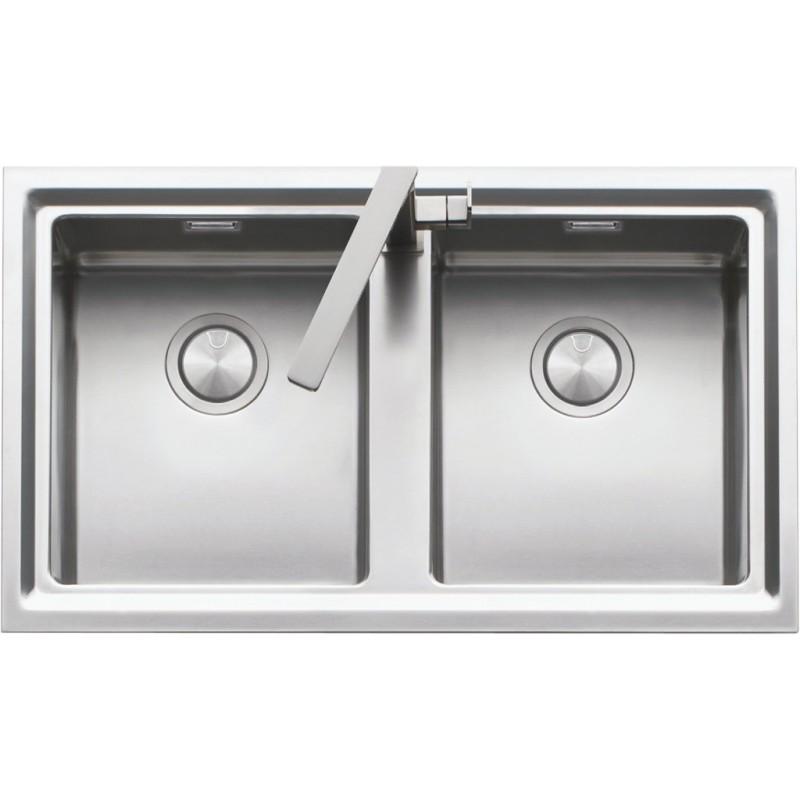 Barazza 1LES92R Lavandino da cucina per installazione Flush ...