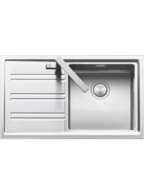 Barazza 1LES91RS Lavandino da cucina per installazione Flush Rettangolare Acciaio inossidabile lavello