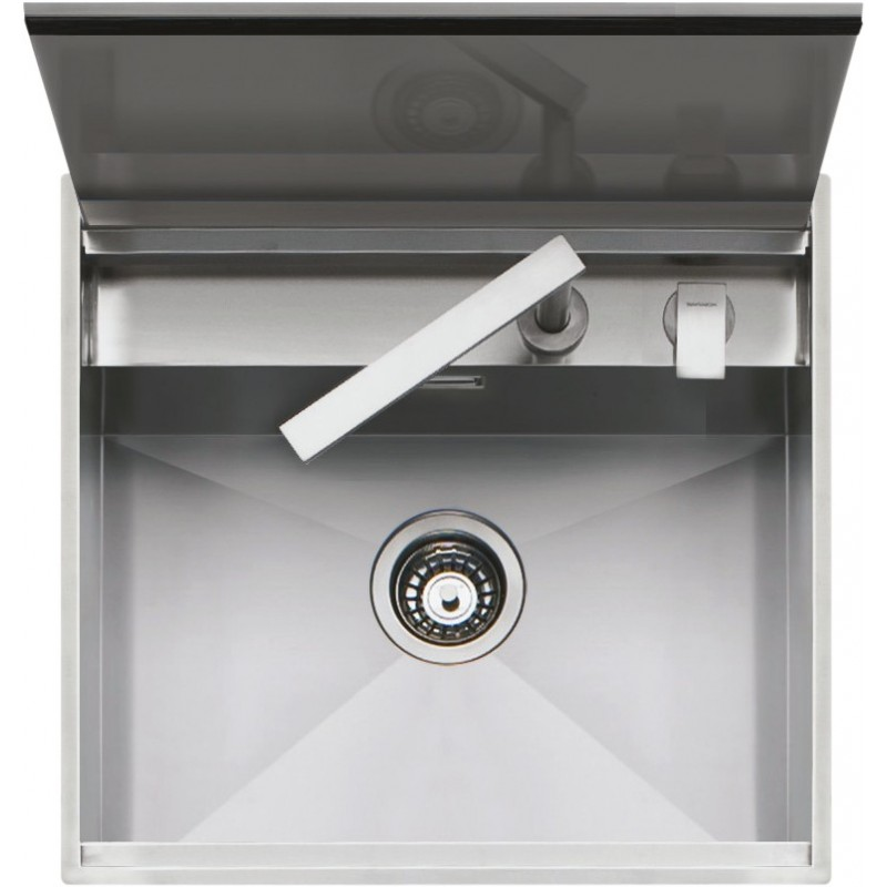 Barazza 1LLB60 Lavandino da cucina per installazione Flush ...