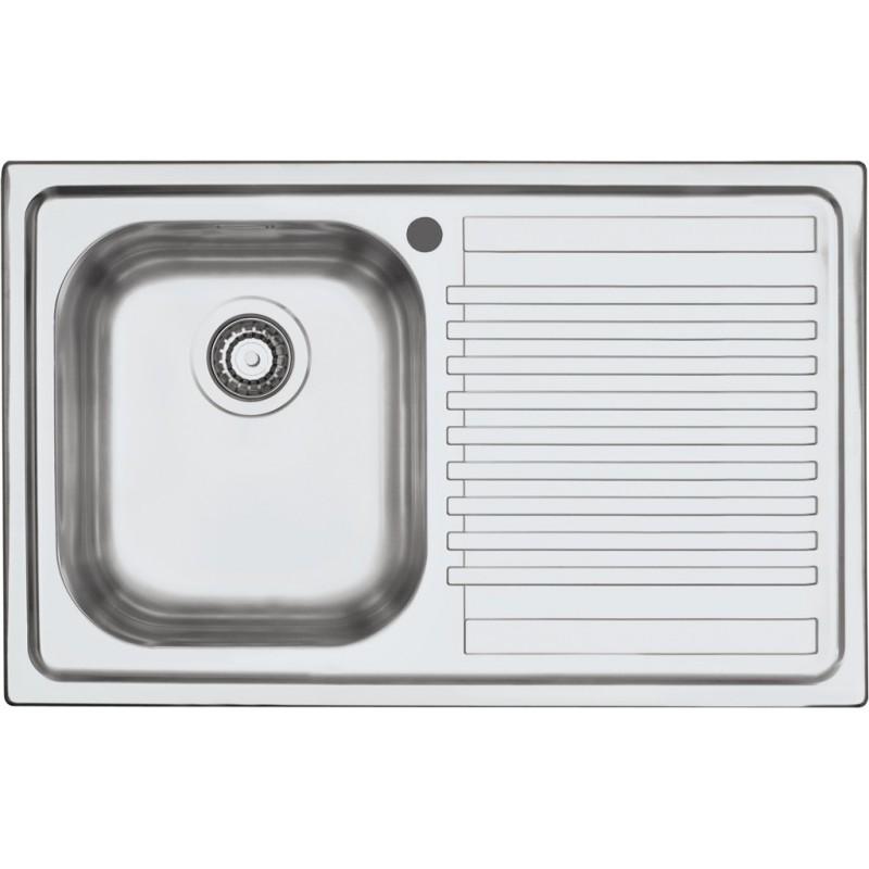 Barazza 1LFS81D Lavandino da cucina per installazione Flush ...