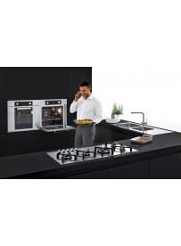 Barazza 1IS12060 2D Lavandino da cucina top-mount Rettangolare Acciaio inossidabile lavello