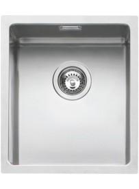 Barazza 1X3440I Lavandino da cucina per installazione Flush Rettangolare Acciaio inossidabile lavello