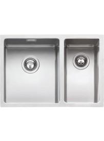 Barazza 1X642I Lavandino da cucina per installazione Flush Rettangolare Acciaio inossidabile lavello