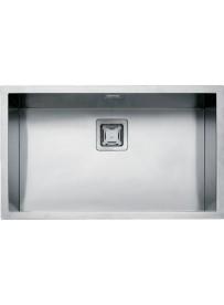 Barazza 1QR7040IQ Lavandino da cucina per installazione Flush Rettangolare Acciaio inossidabile lavello