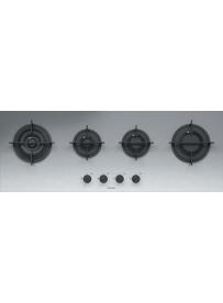 Barazza 1PMD104 Piano Cottura Mood 110cm Incasso Gas 4f Acciaio Inox
