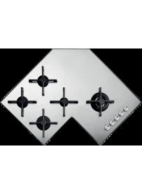 Barazza 1PSP90A Piano Cottura Select Plus Incasso ad angolo Gas 90cm Inox