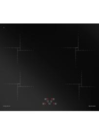Barazza 1PIDG64N Piano cottura a Induzione Green 60cm Nero