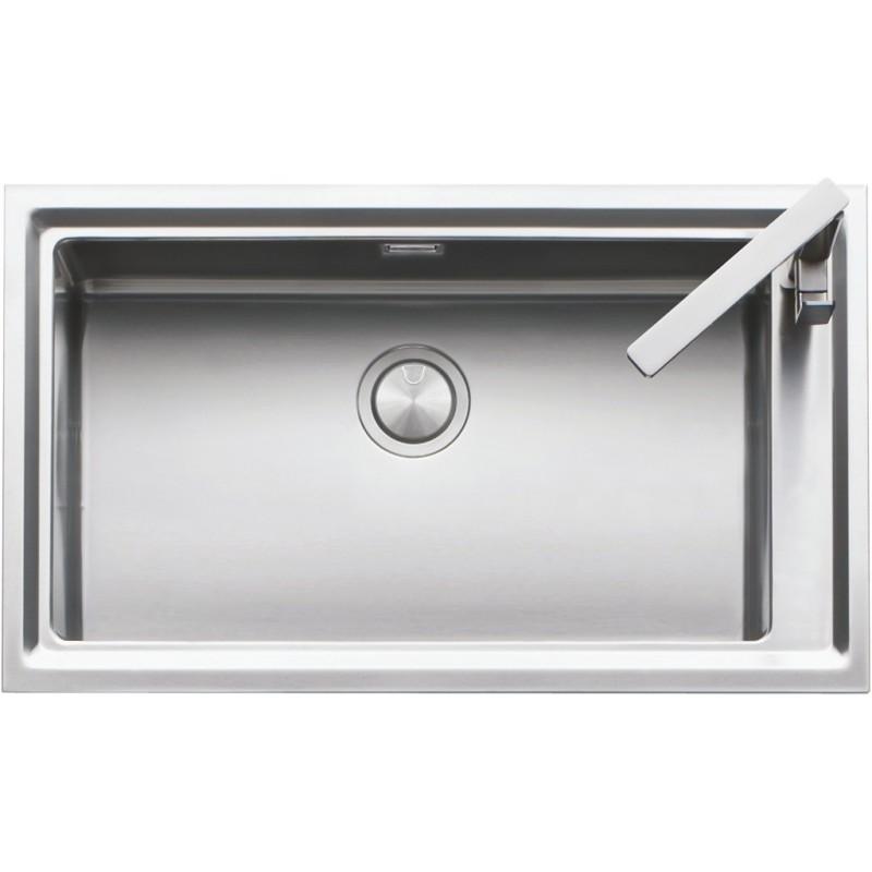 Barazza 1LES91P lavello Lavandino da cucina per installazione Flush  Rettangolare Acciaio inossidabile