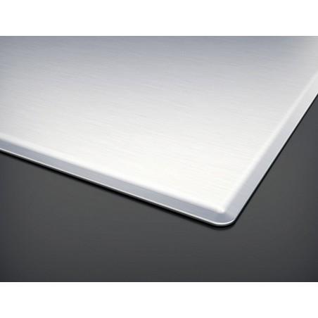Barazza 1IS8060/1S Lavello Select 1 Vasca + piano d\'appoggio sx 79x50  Acciaio Inox