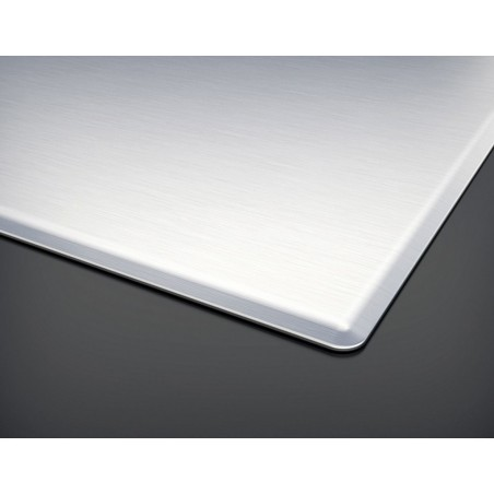 Barazza 1IS9060/1S Lavello Select 1 vasca + piano d\'appoggio sx 86x50  Acciaio Inox