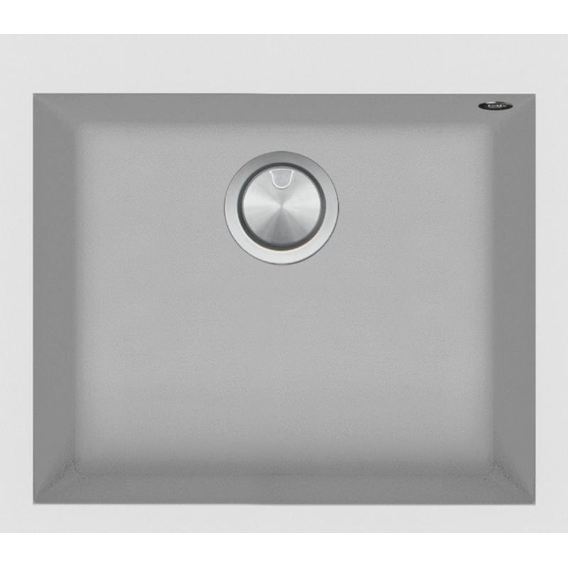 Barazza 1LSO82N Lavello Soul 2 Vasche 79x50cm B_Granite Nero