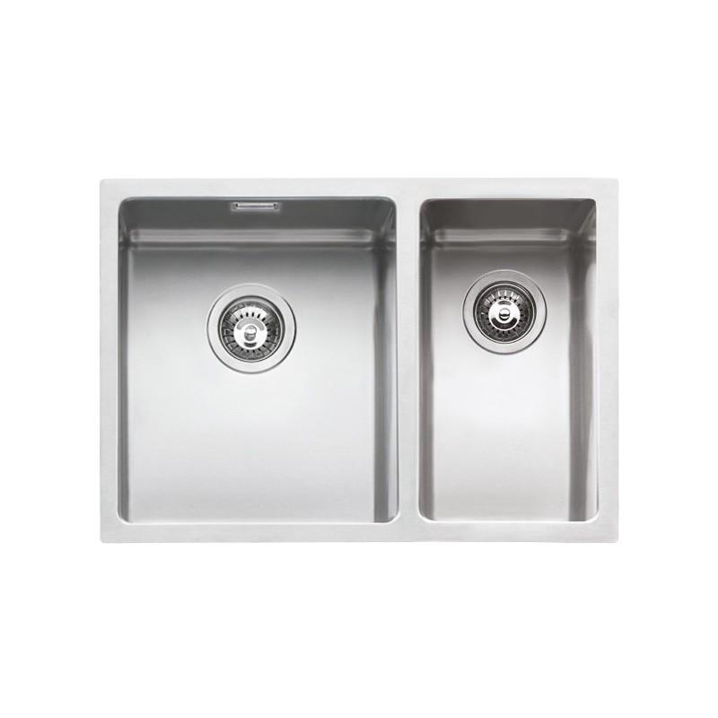 Barazza 1X642I lavello Lavandino da cucina per installazione Flush  Rettangolare Acciaio inossidabile