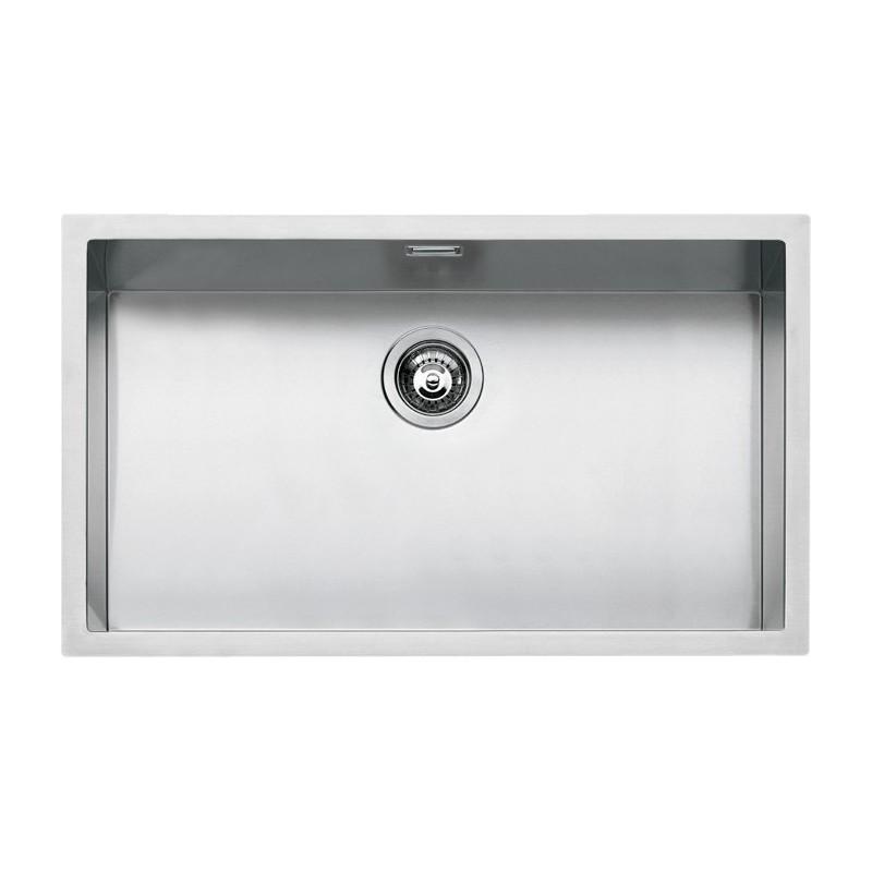Barazza 1X7040I lavello Lavandino da cucina per installazione Flush  Rettangolare Acciaio inossidabile