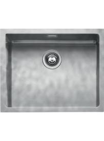 Lavandino Cucina In Acciaio.Barazza 1x5040i Lavello Lavandino Da Cucina Per Installazione Flush