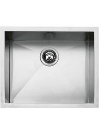 Barazza 1Q5040S lavello Lavandino da cucina per installazione Flush Rettangolare Acciaio inossidabile