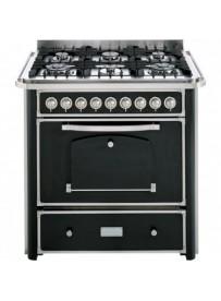 Barazza 1B90M6ANI Cucina Classica 90cm 6 fuochi Antracite/Inox