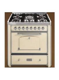 Barazza 1B90M5AVI Cucina Classica 90cm 5 fuochi Avorio/Inox