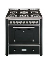 Barazza 1B90M5ANI Cucina Classica 90cm 5 fuochi Antracite/Inox