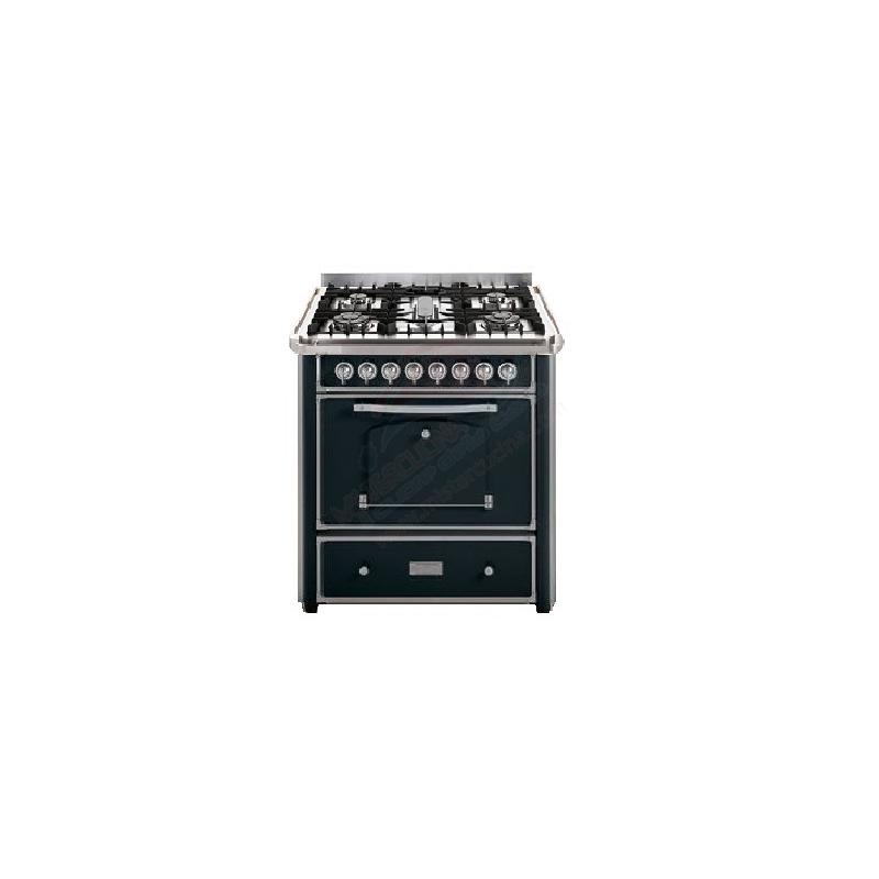 Barazza 1B90M5ANIM Cucina Classica 90cm 5 fuochi con maniglione Antracite/Inox