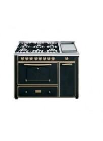 Barazza 1B120ANO Cucina Classica 120cm 6 fuochi Antracite/Ottone