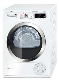 Bosch Serie 8 WTW855R9IT asciugatrice Libera installazione Caricamento frontale Bianco 9 kg A++