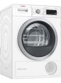 Bosch Serie 8 WTW87568II asciugatrice Libera installazione Caricamento frontale Bianco 8 kg A+++
