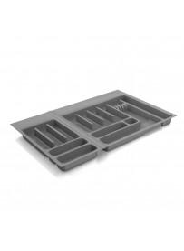 LAVENOX PPMS90 Portaposate in plastica per cassetto 83x49cm