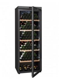 LA SOMMELIERE VIP330V Cantina Libera installazione 329 bottiglie Dark Grey classe A