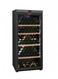 LA SOMMELIERE VIP280V cantina Libera installazione 265 bottiglie Dark Gray classe A
